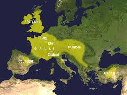 Geographic Area from which the Celts originally came from