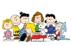 the charlie brown gang