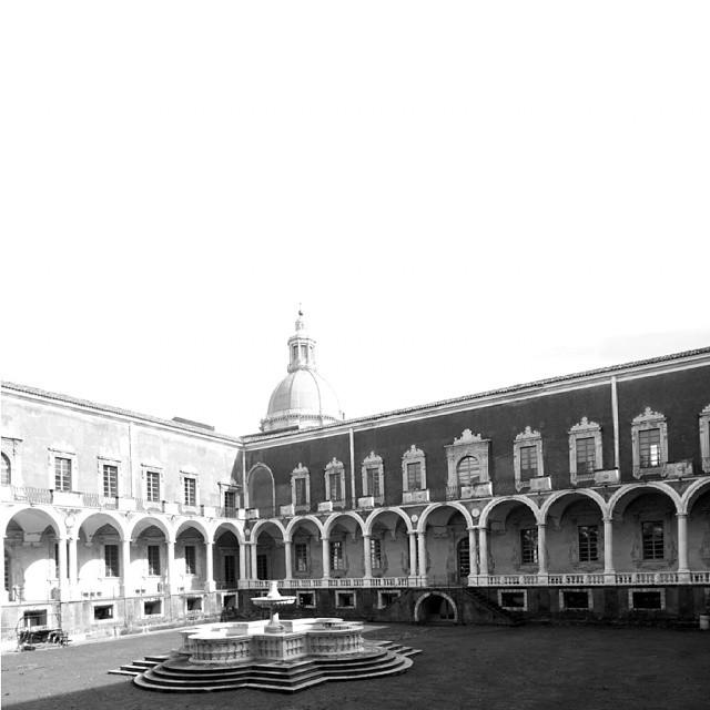 Monastero dei Benedettini, Università degli Studi di Catania - per gentile concessione di Andrea Dinaro