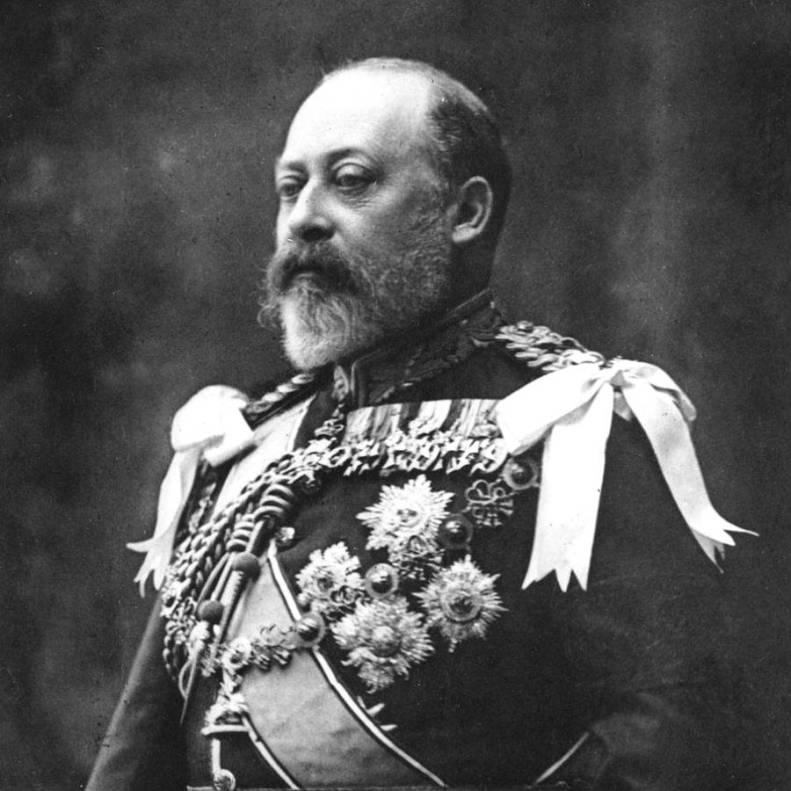 King Edward VII - www.newmarketshops.info