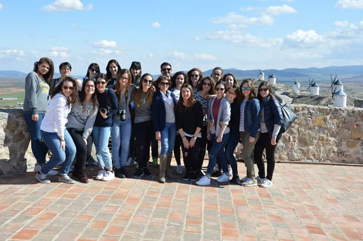 "5^B Liceo Linguistico ""F. Da Collo"" - Conegliano (TV) - A. S. 2015-16"