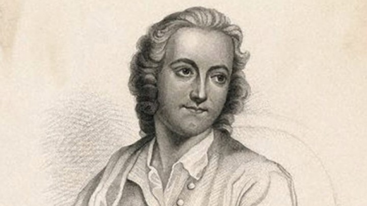 Thomas Gray - portrait