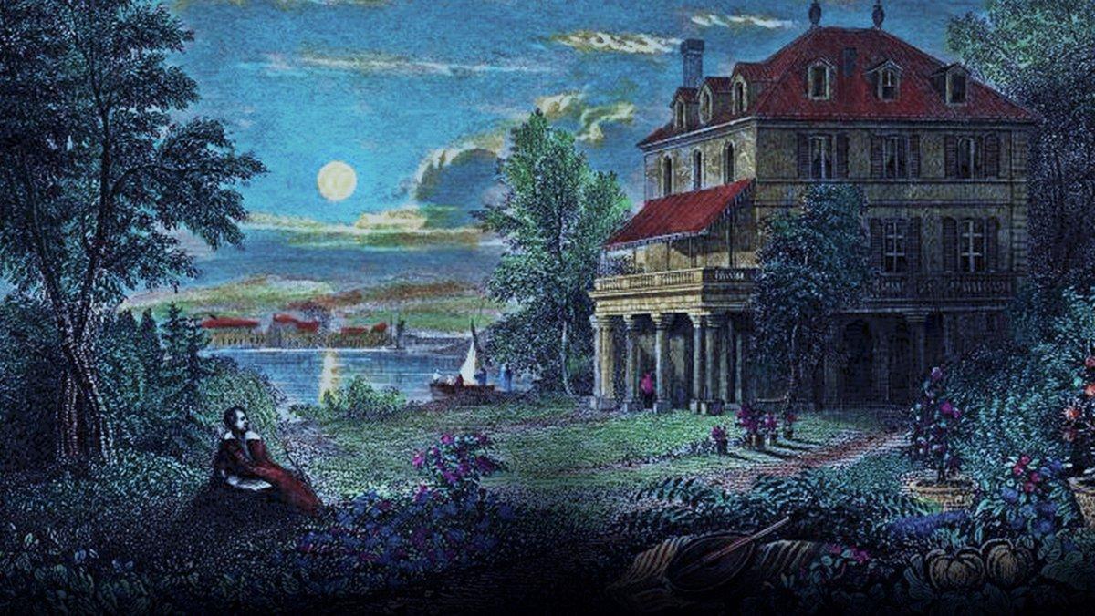 The Shelleys' House in Switzerland