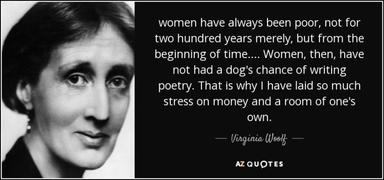 blogging Woolf