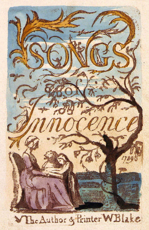 Songs of Innocence - W. Blake